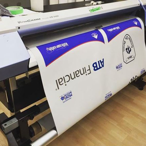 Large format printing services Edmonton.